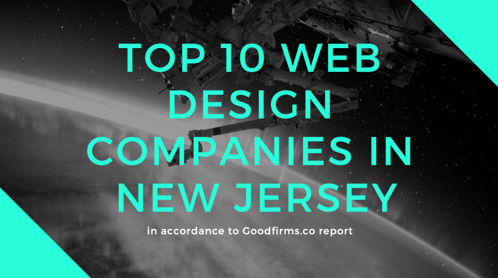 Top 10 web design companies in New Jersey